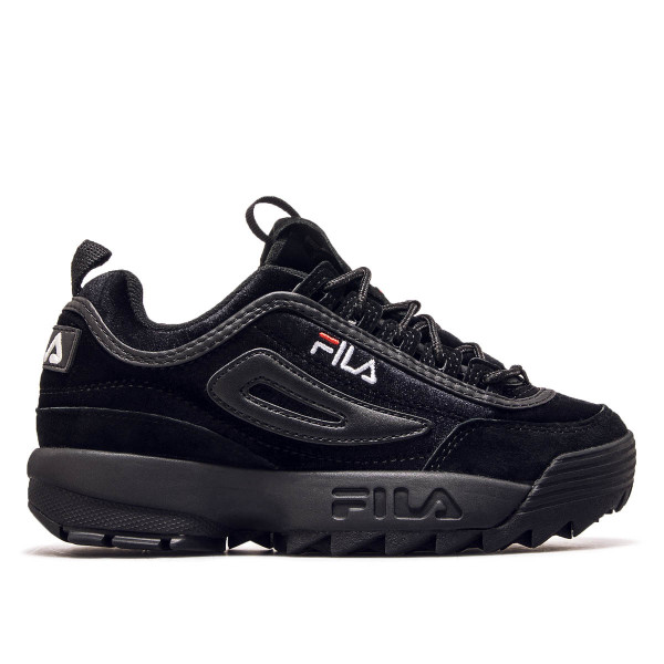 Fila Wmn Disruptor V Low Black