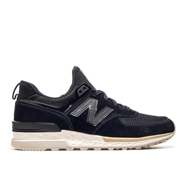 New Balance MS 574 FSK Magnet Black