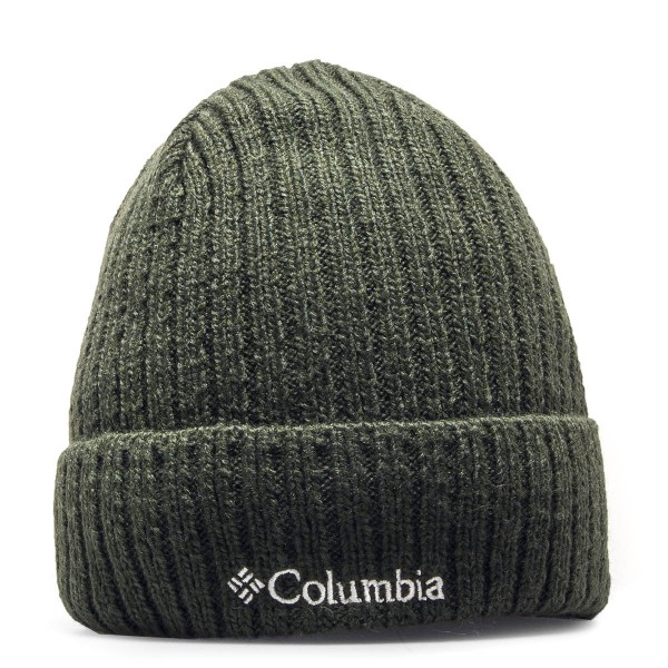 Columbia Beanie Watch Olive