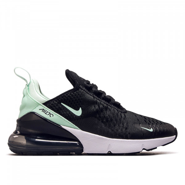 Nike Wmn Air Max 270 Black Turq White