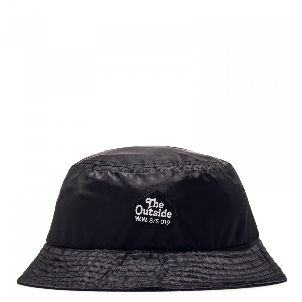 Wood Wood Hat Bucket Black