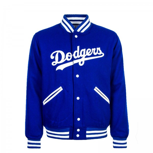 New Era Jkt Heritage BroDodgers Royal
