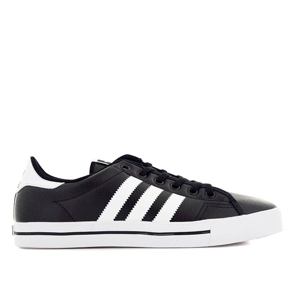 Adidas Adicourt Black White