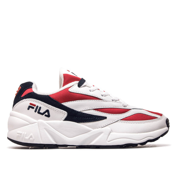 Fila Venom Low White Navy Red