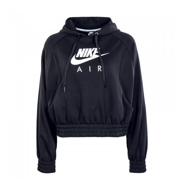 Damen Hoody - Sportswear Air - Black / White