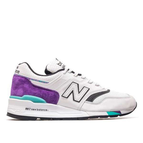 New Balance M997 WEA White Purple