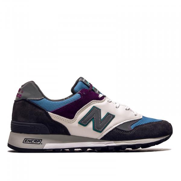 Herren Sneaker M 577 GBP Grey Blue White