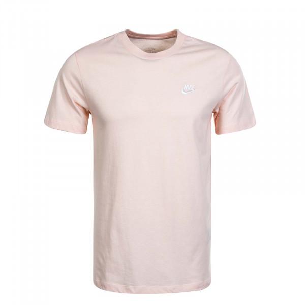 Herren T-Shirt NSW Club Shcrl White