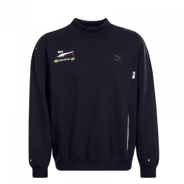 Herren Sweatshirt Ader Black