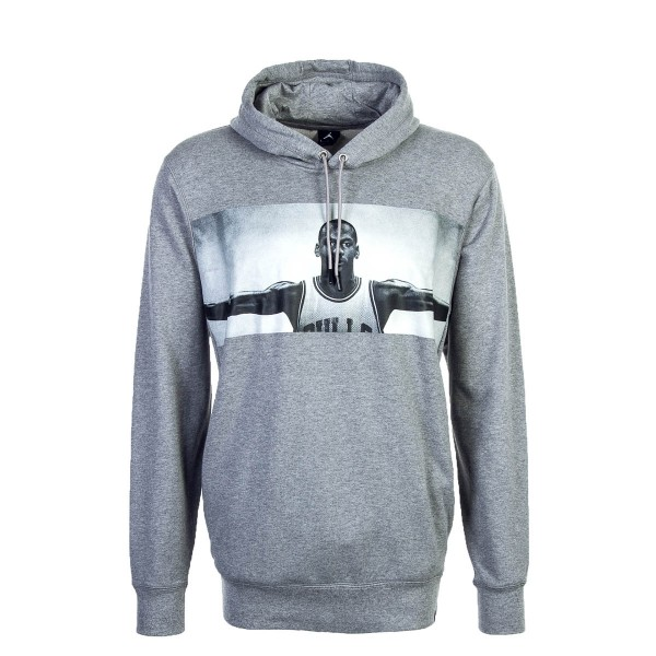Nike Hoody Jordan Legend Flight Grey