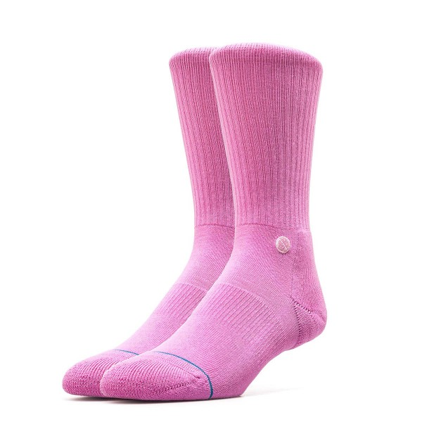 Stance Socks Uncommon Solids Icon Pink