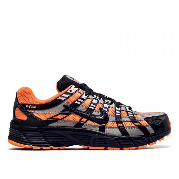 Herren Sneaker P 6000 Orange Black