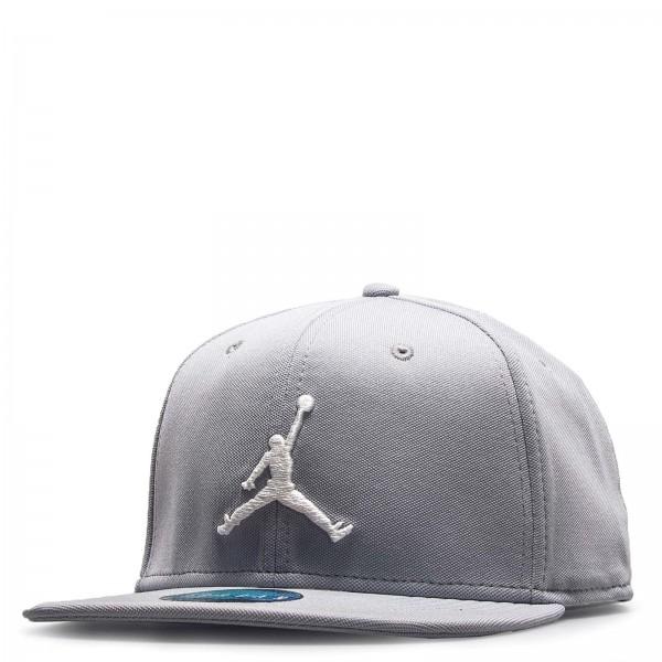 Nike Cap Jordon Snapback Grey White