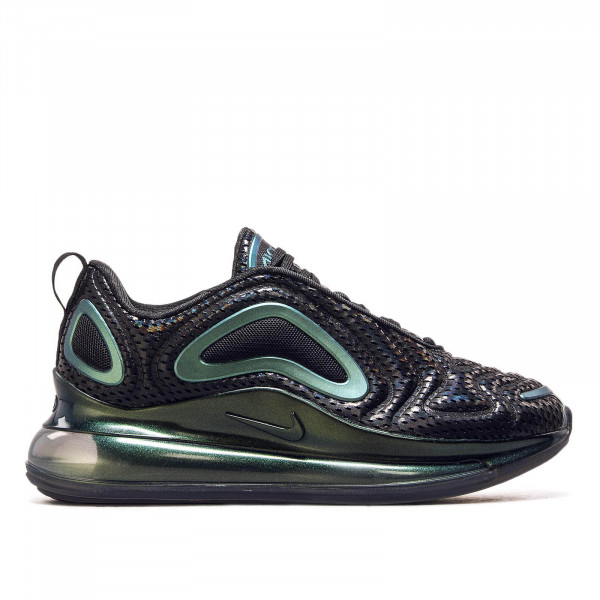 Damen Sneaker Air Max 720 GS Black Laser Green