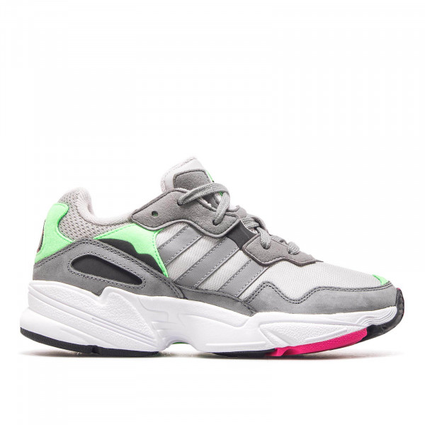 meet a1fda 3a584 Adidas U Yung 96 Grey Green