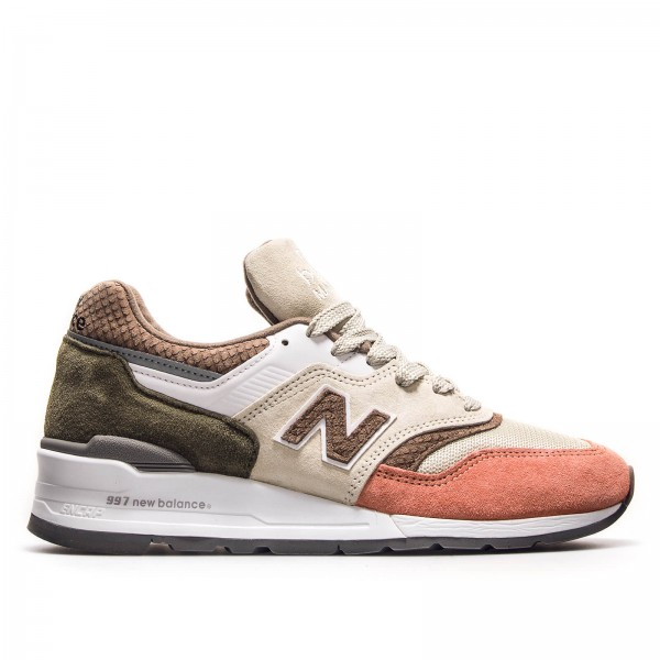New Balance M997 CSU Beige Green