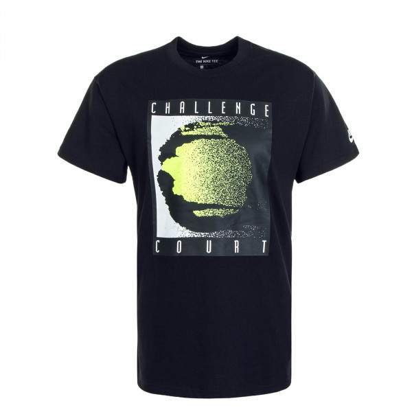 Herren T-Shirt CW4287 Black