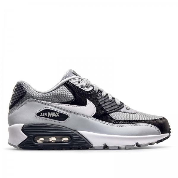 Air Max 90 Essential Grey Black White