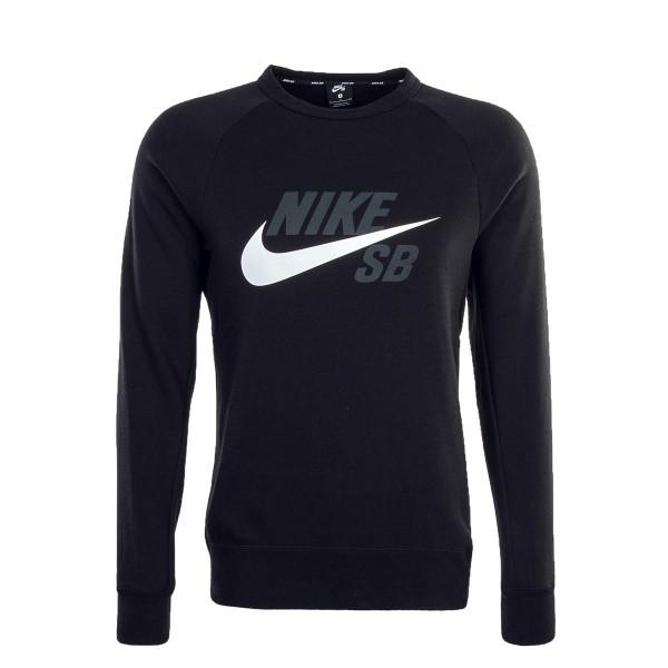 Nike SB Sweat Icon Black White