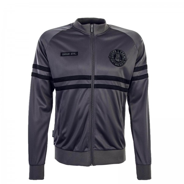 Unfair Athl. Trainingjkt DMWU TT Grey