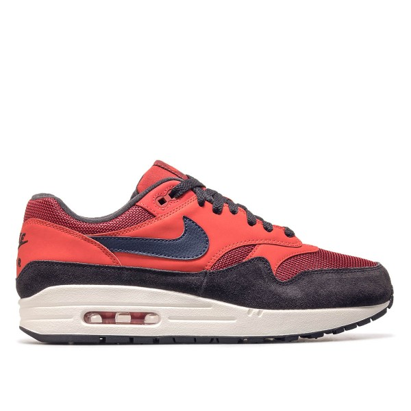 Nike Air Max 1 Red Navy Black
