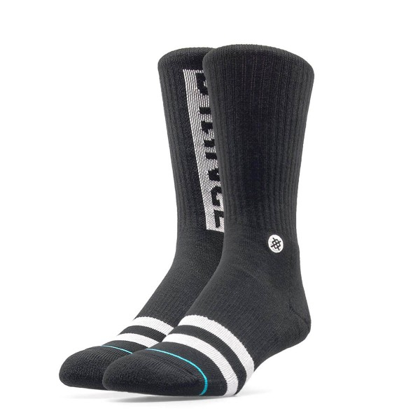 Stance Socks Foundation OG Black