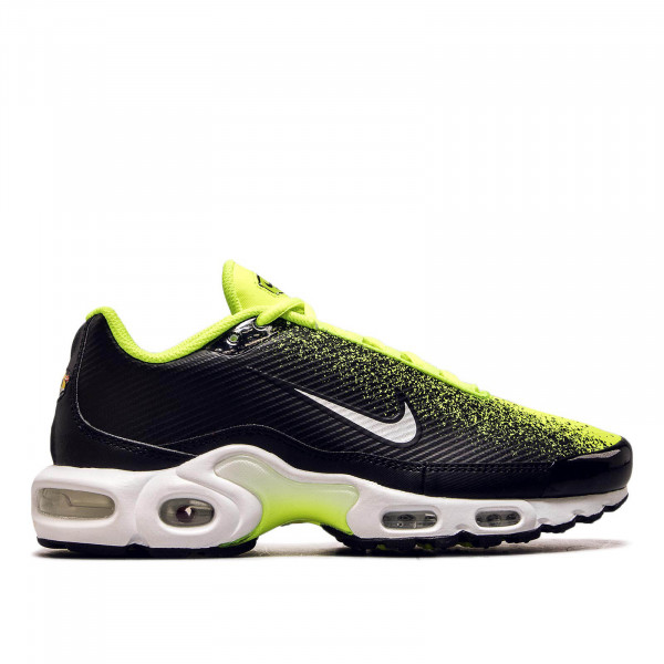 new product 2f226 7e8f4 Herren Sneaker Air Max Plus TN SE Black Neo Yellow. Nike