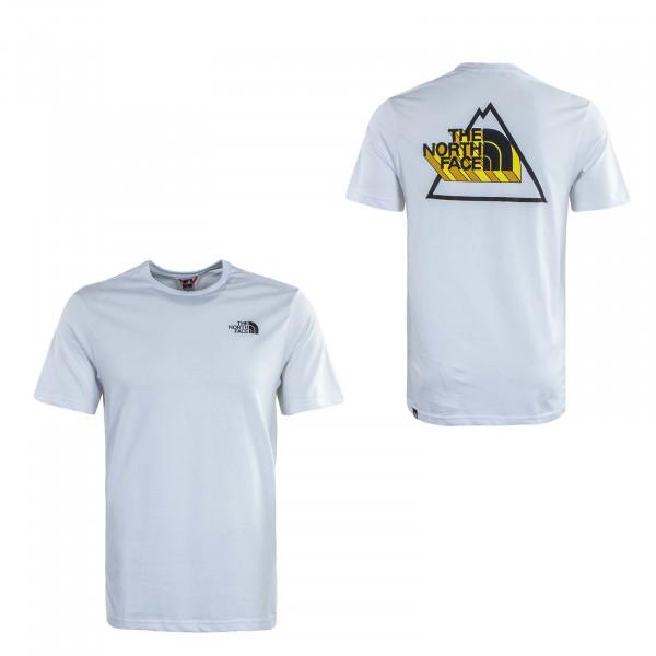 Herren T-Shirt - 3Yama - White