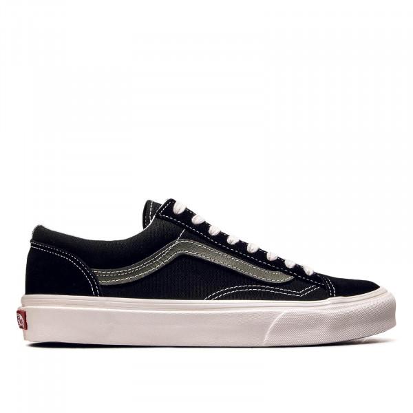 VANS Herren Sneaker  Style 36 Vintage Sport Black White