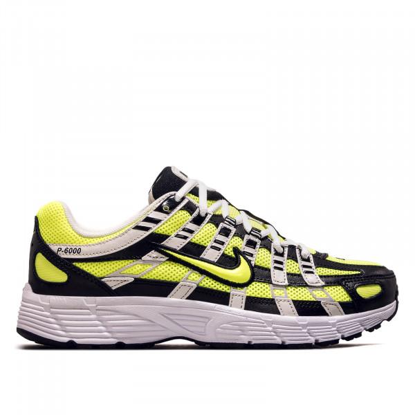 Unisex Sneaker P 6000 Black Lemon