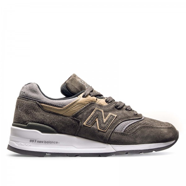 New Balance M997 FGG Brown Olive