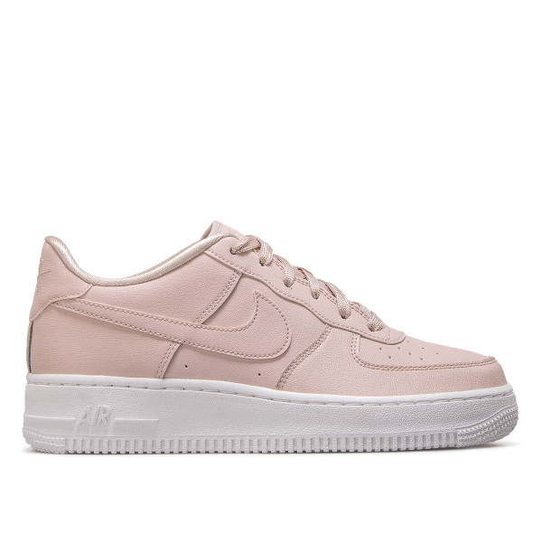 Nike Wmn Air Force 1 GS Rose White