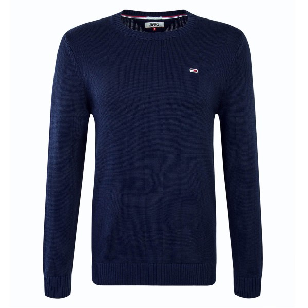 Tommy Knit Sweat TJM Classic Navy