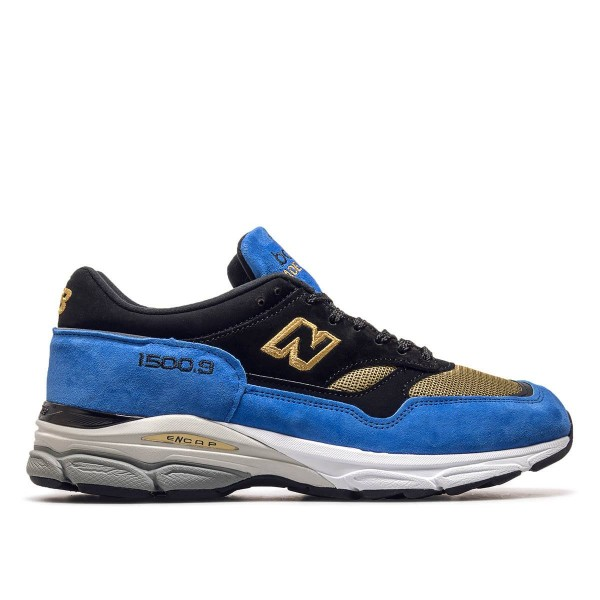 New Balance M15009 CV Blue Black Gold