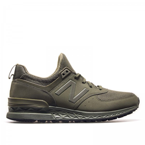 New Balance MS 574 SCJ Army Olive Green