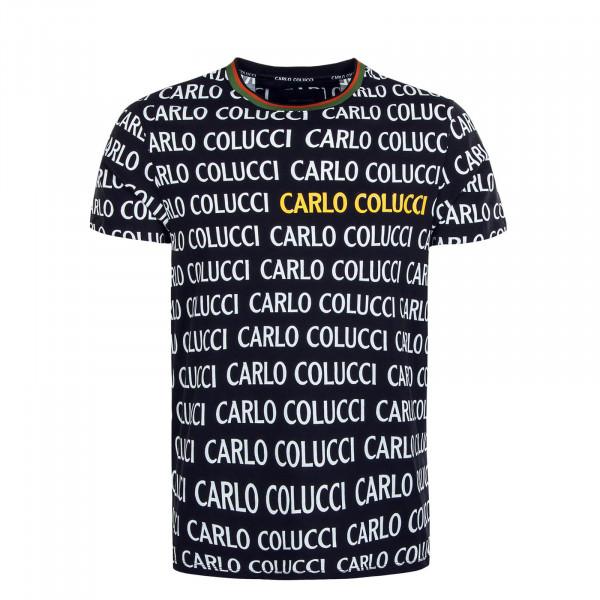 Herren T-Shirt - C3130 - Black