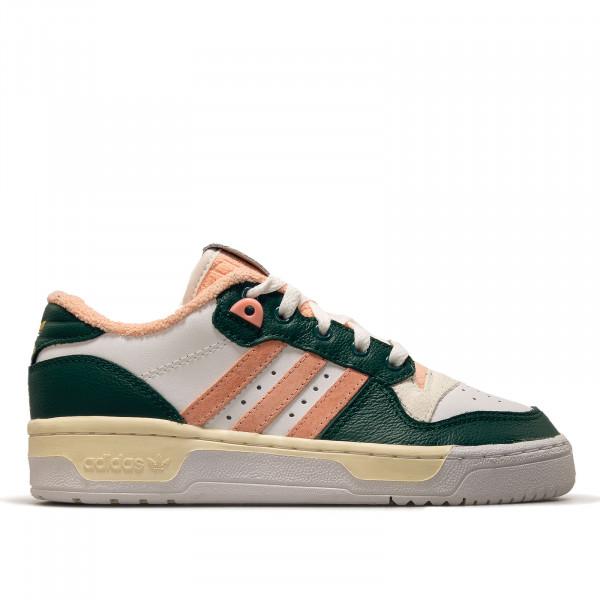 Damen Sneaker - Rivalry Low Premium - Green White Pink