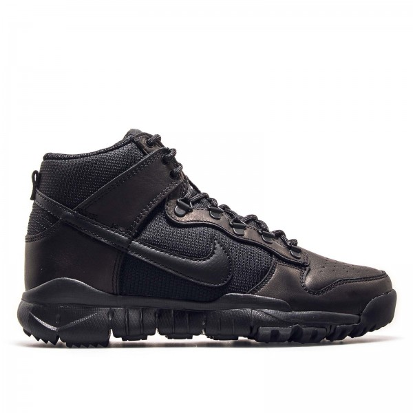 Nike SB Boot Dunk High Black