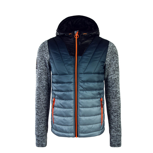 Superdry Jacke Storm Ombre Grey