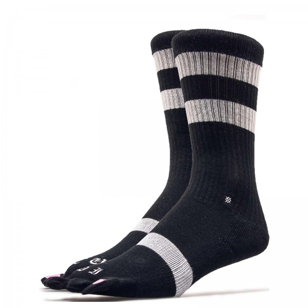 Stance Wmn Socks Pedi Cure Black