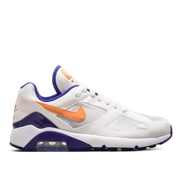 Nike Air Max 180 White Orange Purple