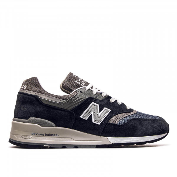 New Balance M997 NV Navy Grey