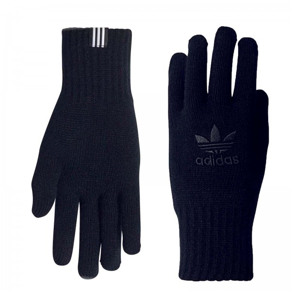 Adidas Gloves Knit Smart Black