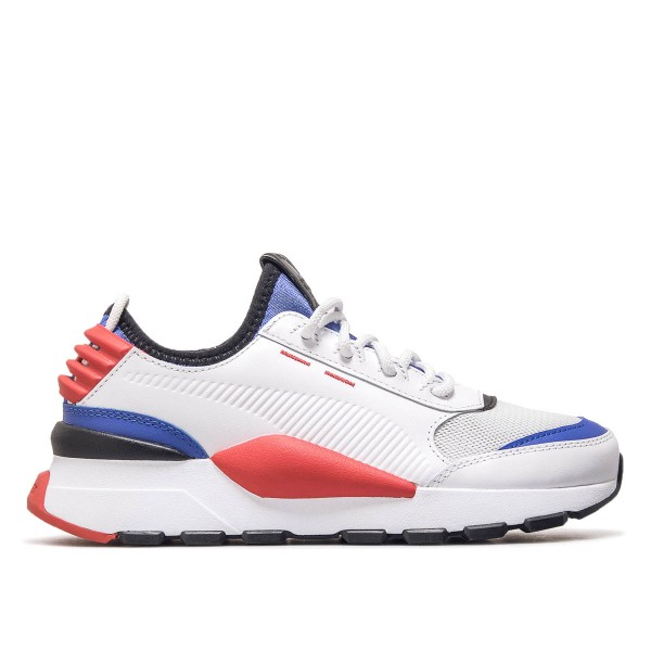 Puma RS 0 Sound White Dazz Blue Red