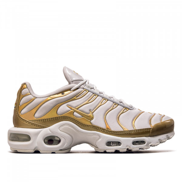 Nike Wmn Air Max Max Plus White Gold