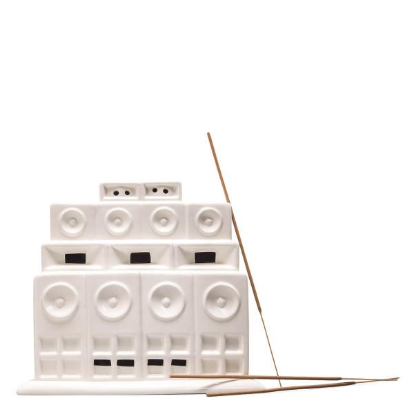 Carhartt Soundsystem Incense Ceramic Wht