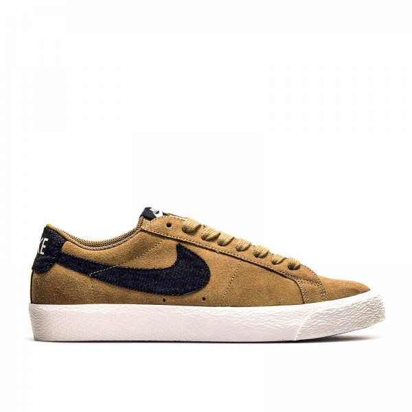 Nike SB Zoom Blazer Brown Black