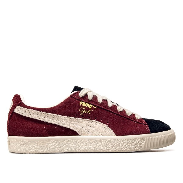 Puma Clyde From Archive BordoBeigeBlack
