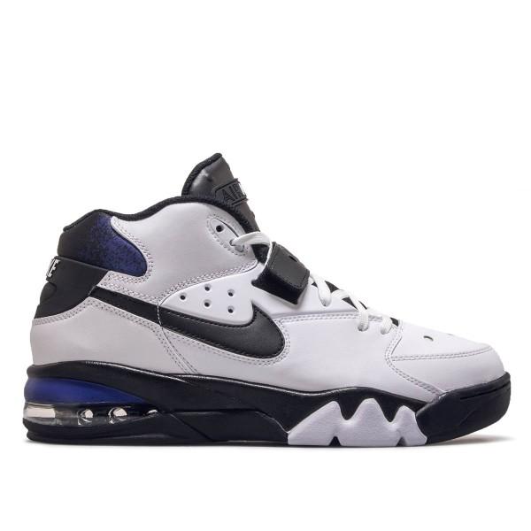 Nike Air Force Max White Black Blue