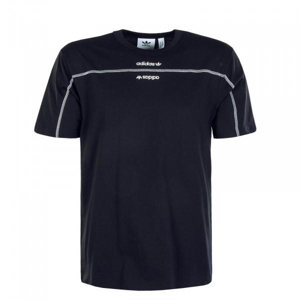 Herren T-Shirt GD9291 Black
